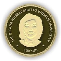Begum Nusrat Bhutto Women University Sukkhur jobs 2020